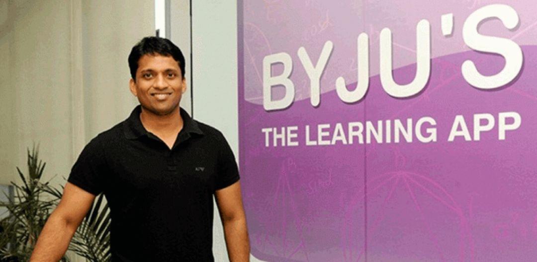 印度教育科技巨头Byju's获1亿美元融资,晋升为独角兽企业